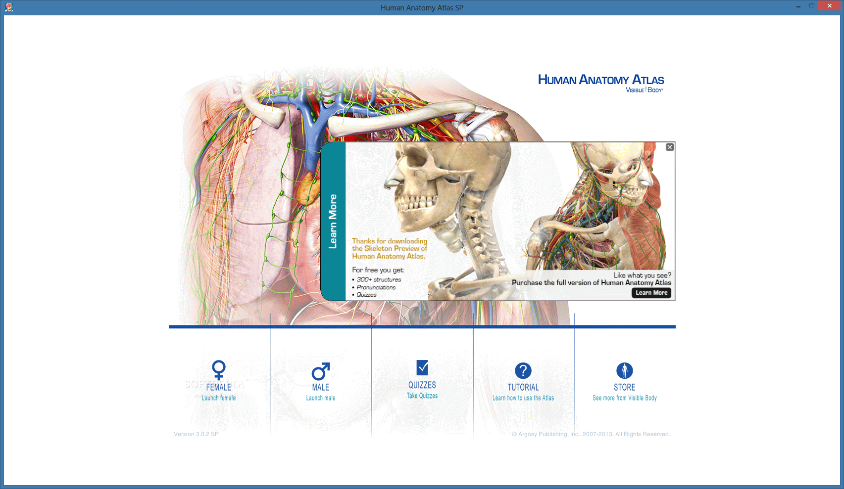 Download Human Anatomy Atlas Sp 20183
