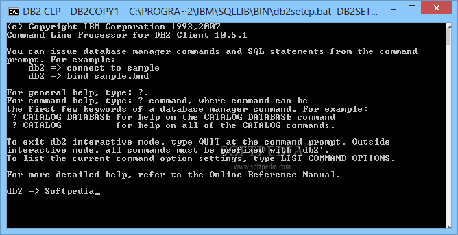 Download IBM DB2 Express-C 10 5 400 191