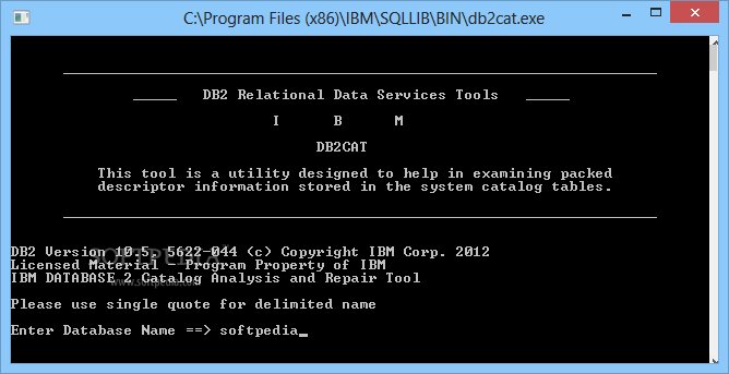 Download IBM DB2 Express-C 10 5 400 191