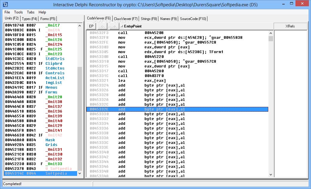 Download Interactive Delphi Reconstructor 2 6 0 0