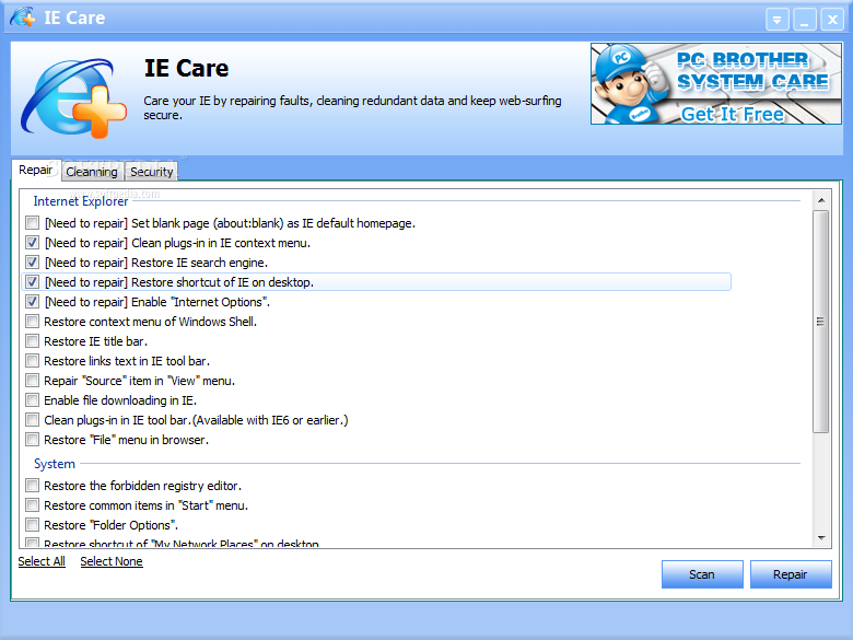 Download IE Care 1 1 1 796