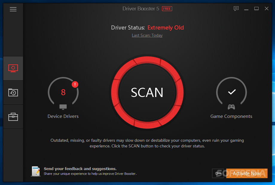 Driver Booster Free Download For Windows 7 32 Bit