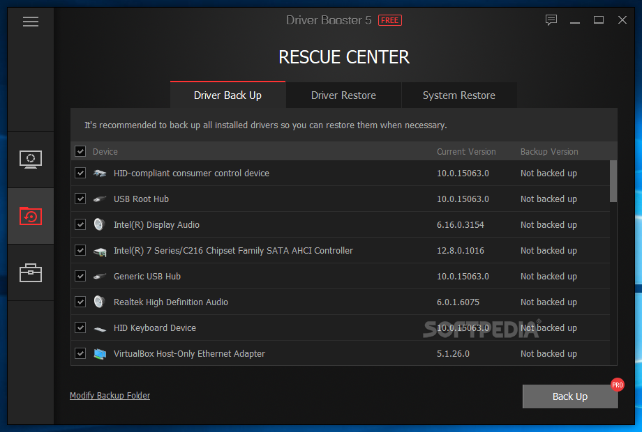 download drivers booster for windows 10