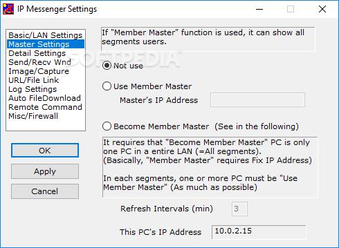 Download IP Messenger Free