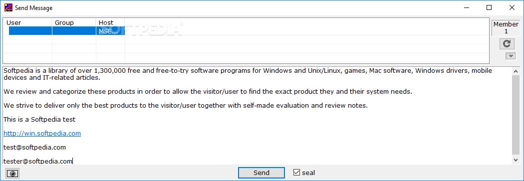 Download IP Messenger Release 6