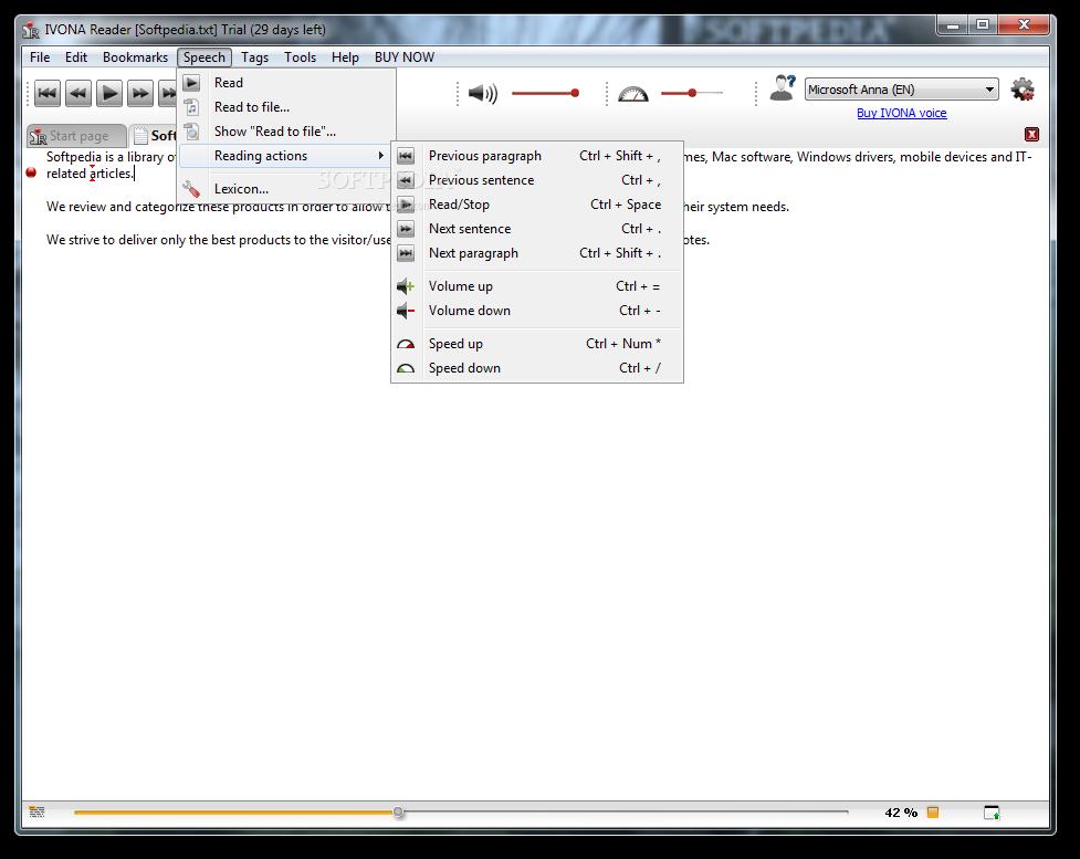 Download IVONA Reader 1 1 3