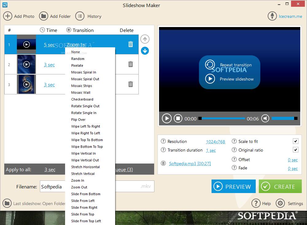 Download IceCream Slideshow Maker 3 49