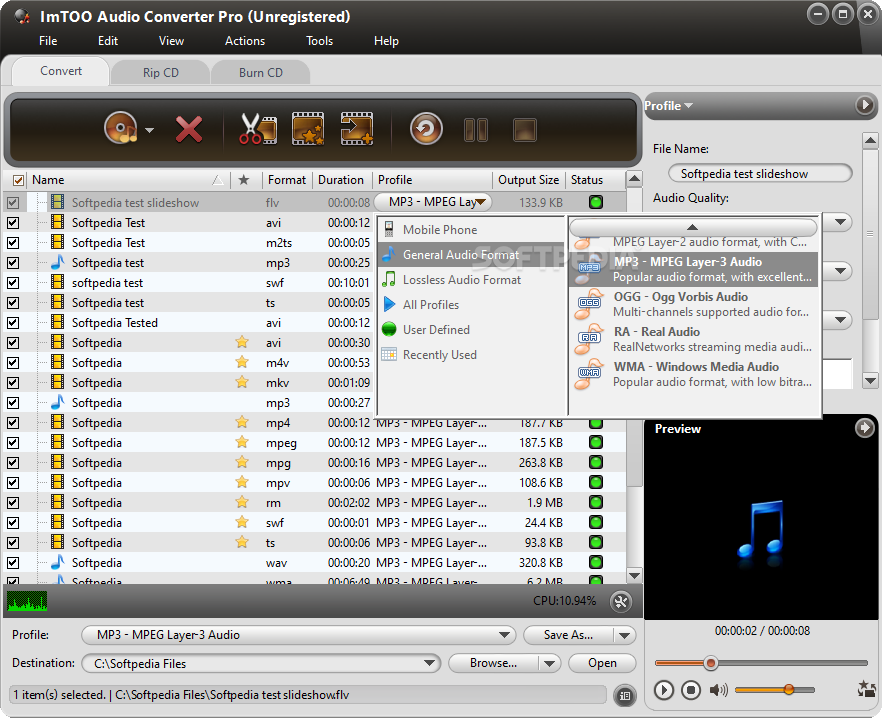 audio converter m4a to wav free download