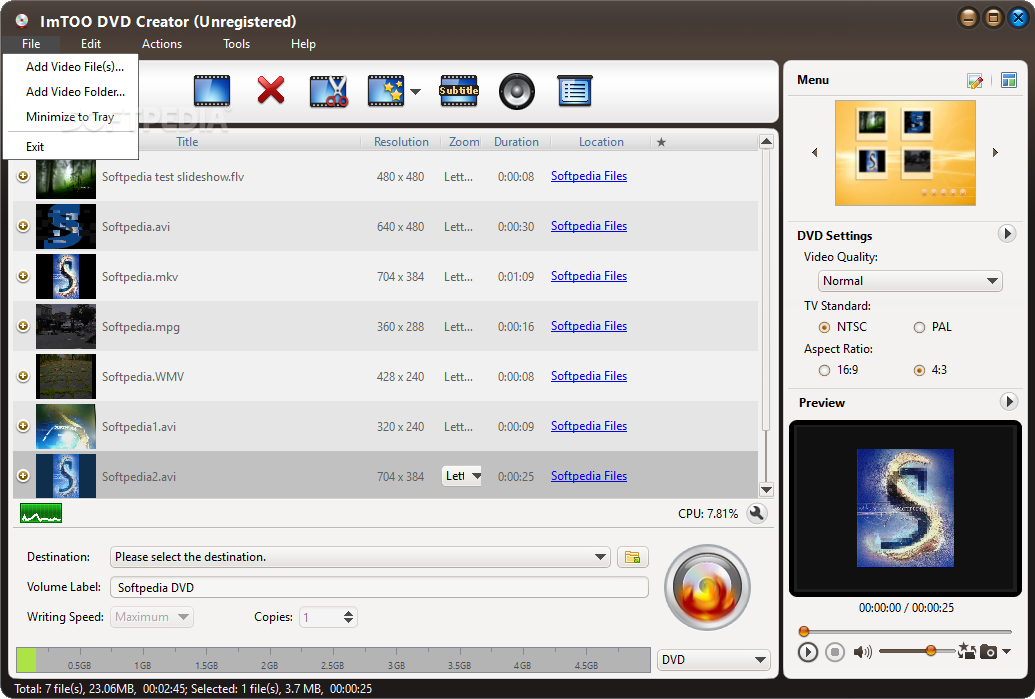 Wondershare DVD Creator Review: Easily Burn Data to DVDs | Beebom