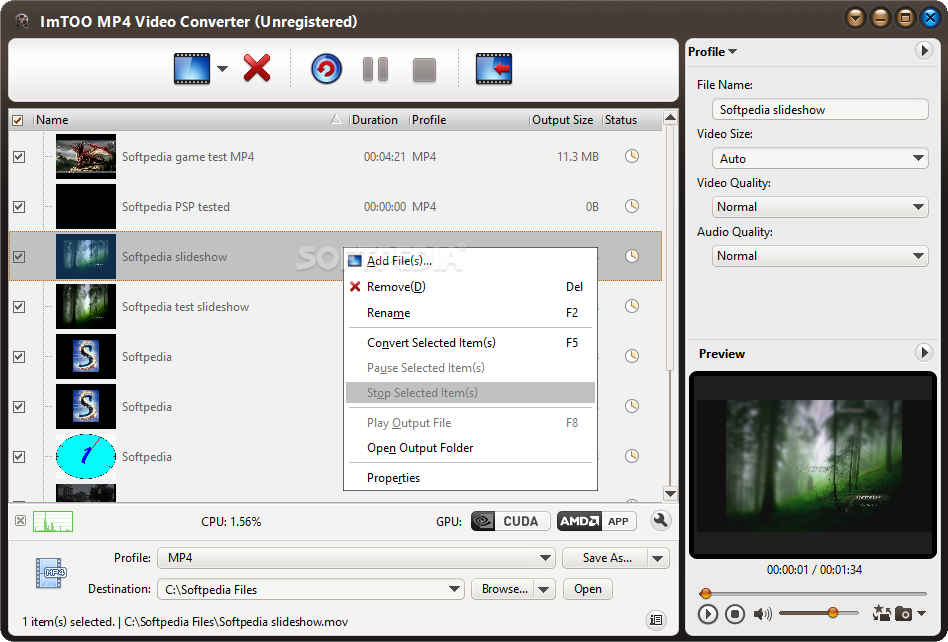 Imtoo 3gp video converter full download