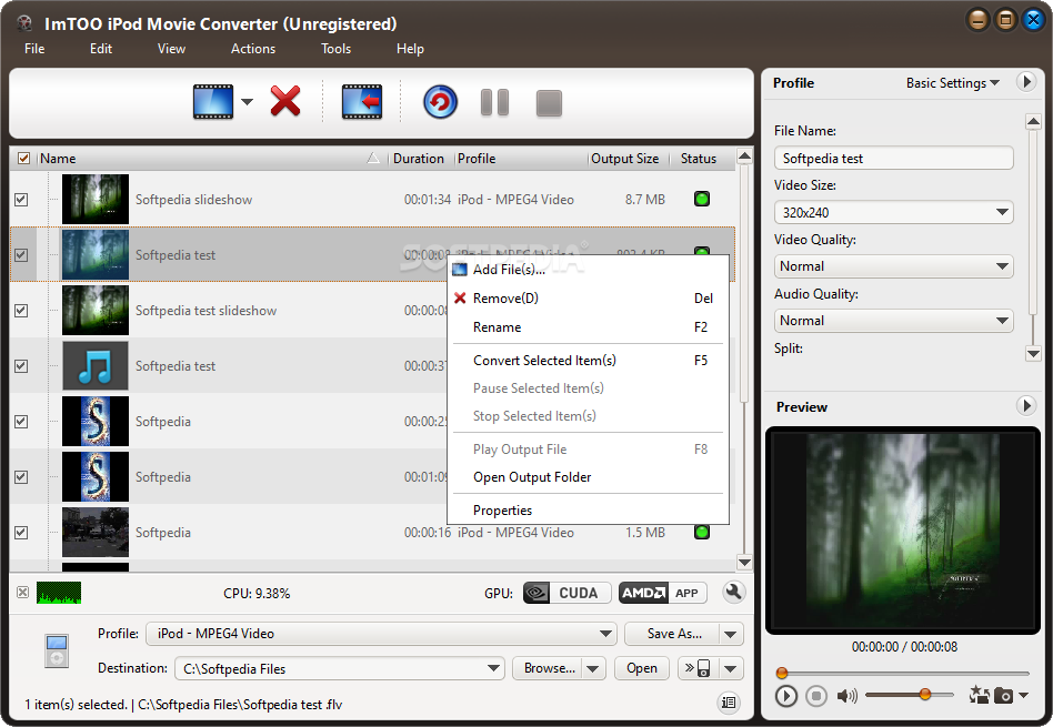 Froddle Pod: Free iPod Manager for Windows