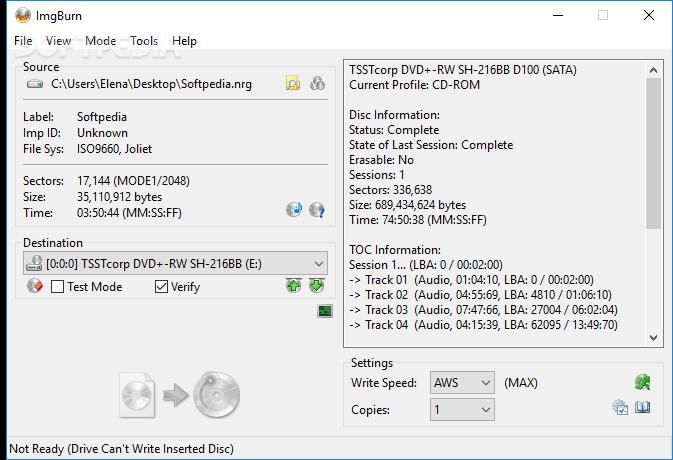 imgburn 2.5.6.0 en francais