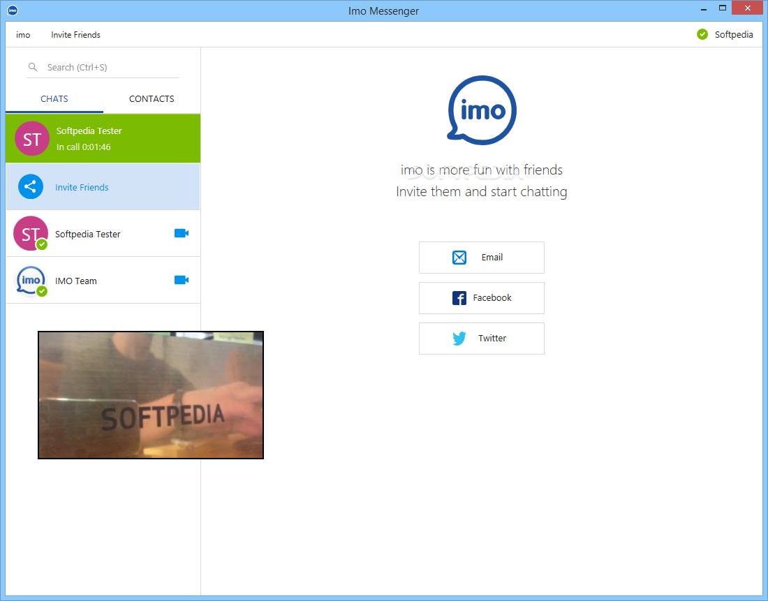 Download Imo Messenger 1 2 60