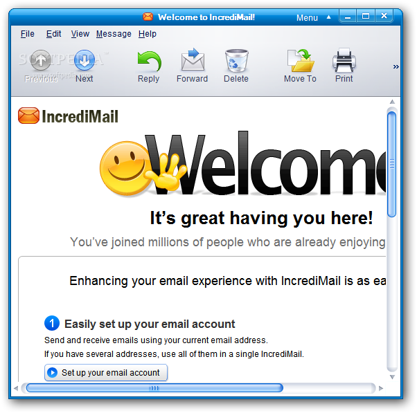 incredimail  windows 7 for free