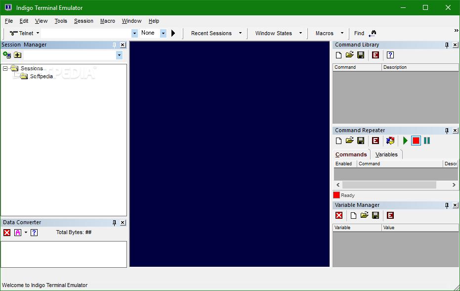 Download Indigo Terminal Emulator 3 0 161