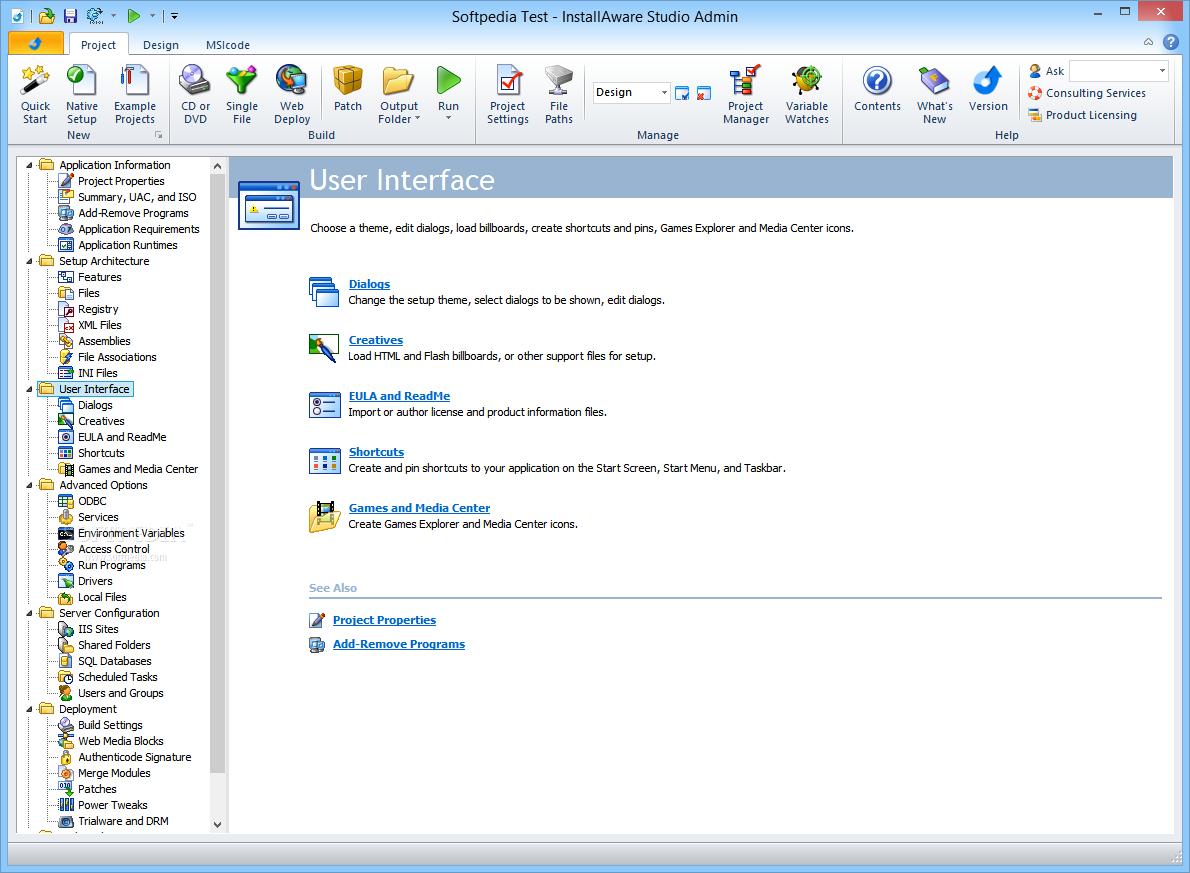 Using Installaware 7 To Deploy Microsoft .net Framework Applications