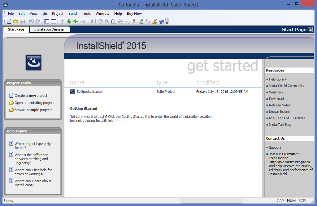 download installshield 2012