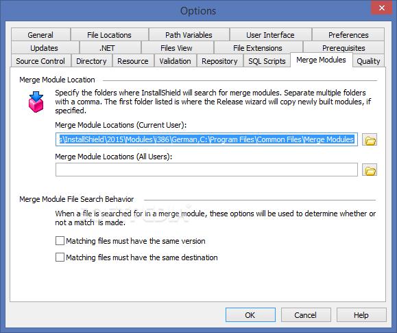 Download InstallShield - Premier Edition 2015 Version 22