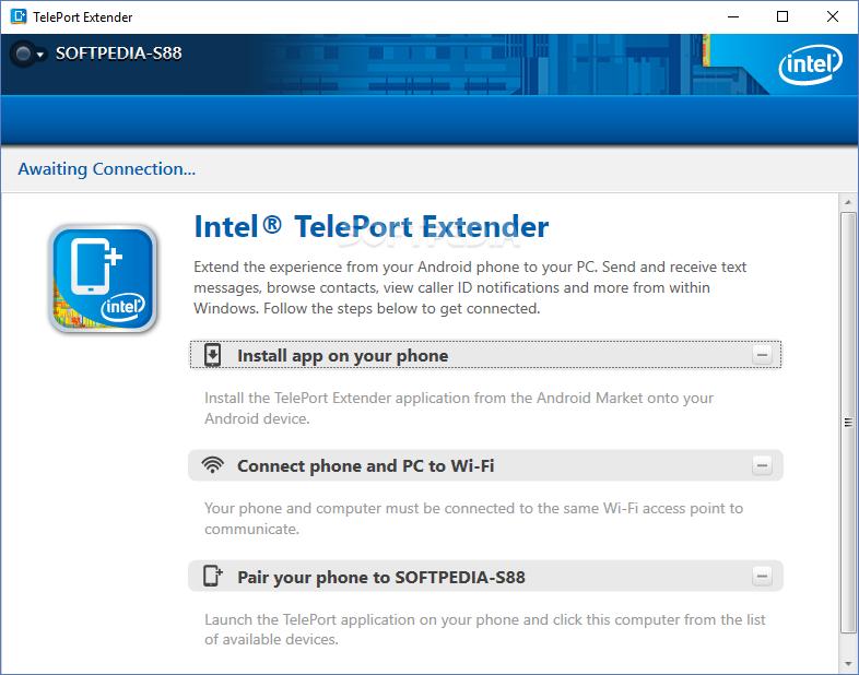 teleport extender
