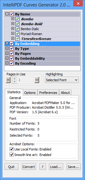 Download IntelliPDF CURVES 6 0 1 3