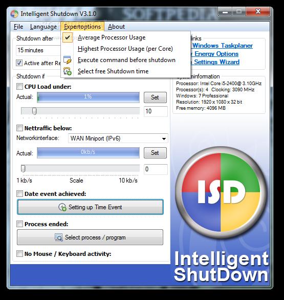 Download Intelligent Shutdown 3 3 1
