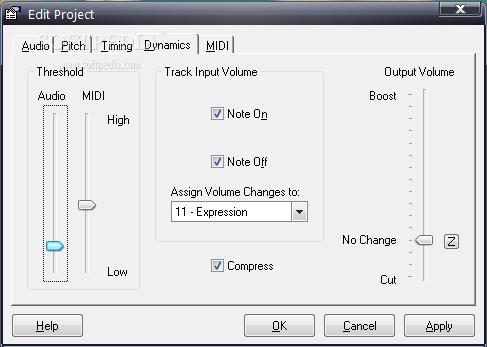 IntelliScore Ensemble MP3 to MIDI Converter music transcription software boxed