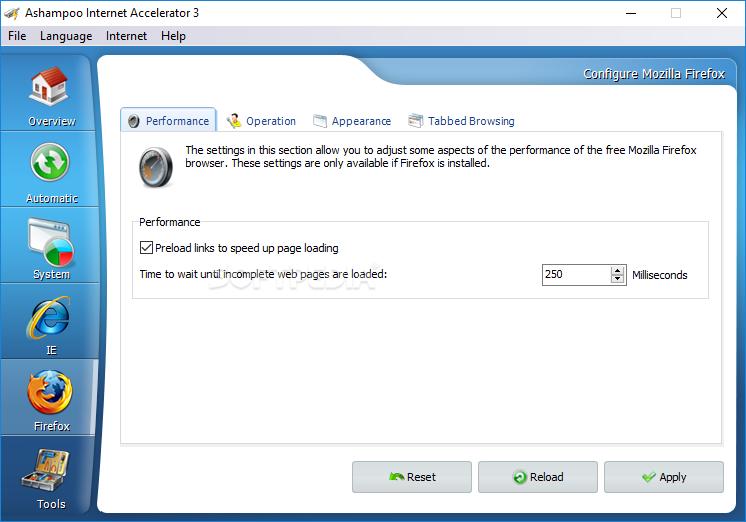 Speedbit Video Accelerator 3.3