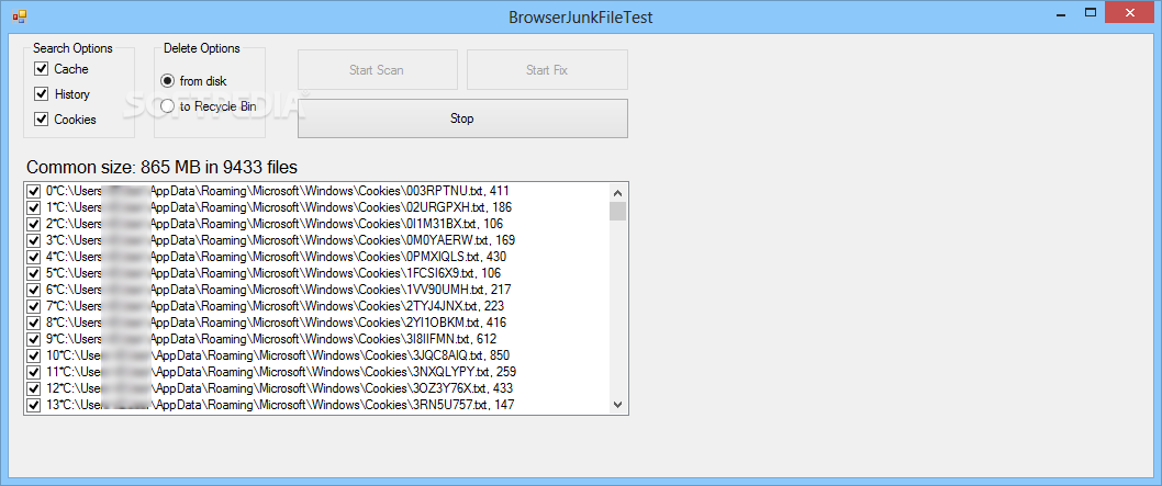 Download Internet Browser Cleaner ActiveX 7 0 2