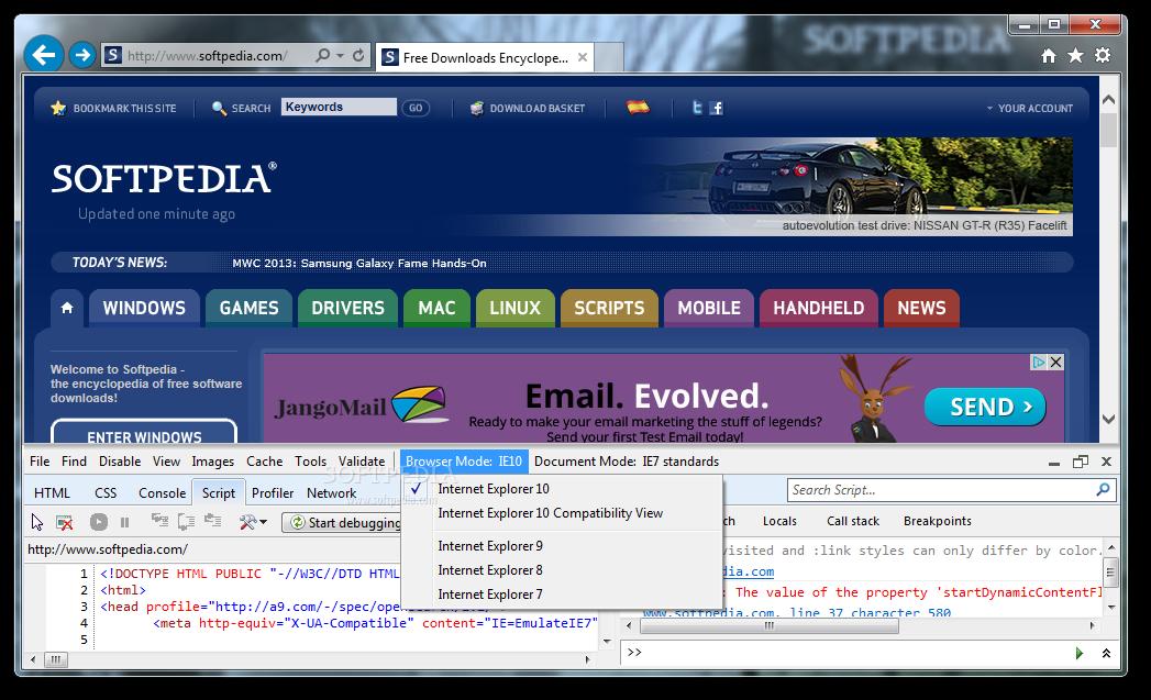 explorer 10 for windows 7 32 bit free download