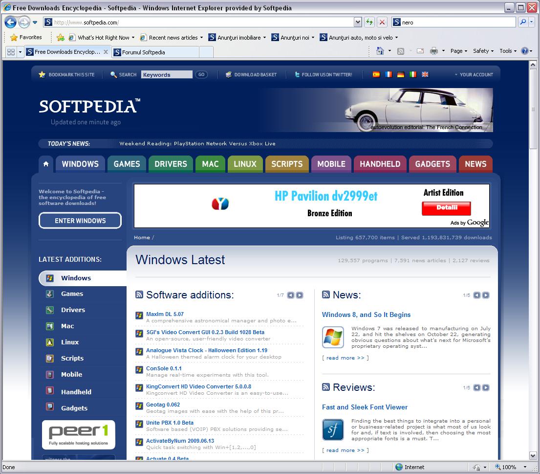 Download internet explorer 8 para windows xp 32 bits | Internet