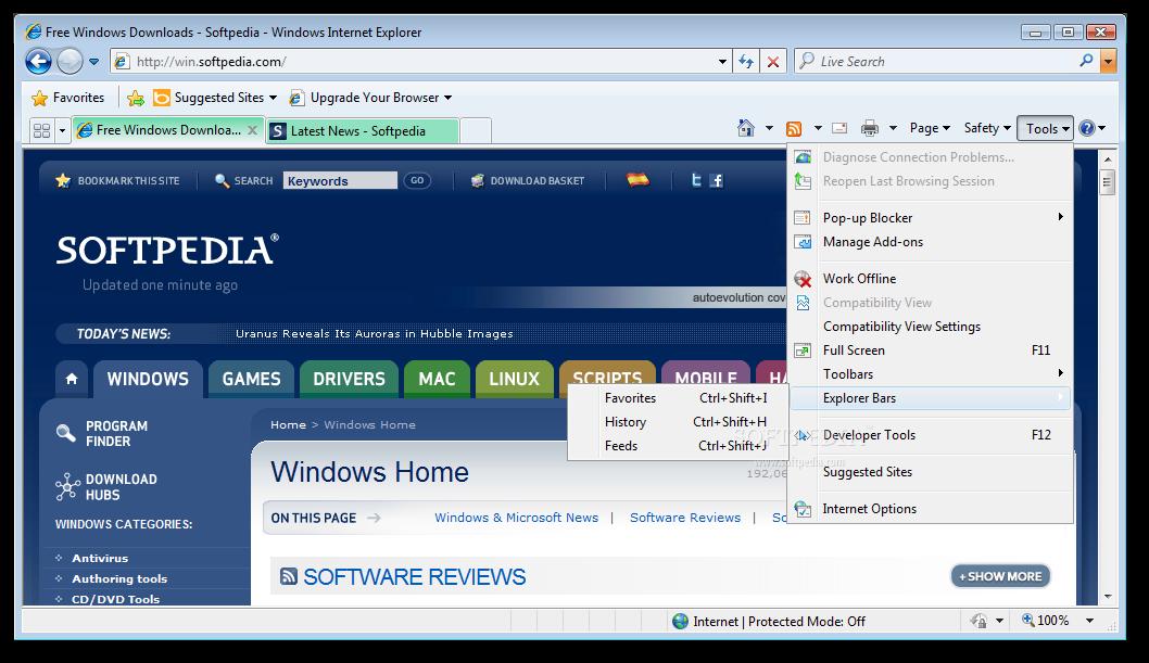 internet explorer v5 5 free download