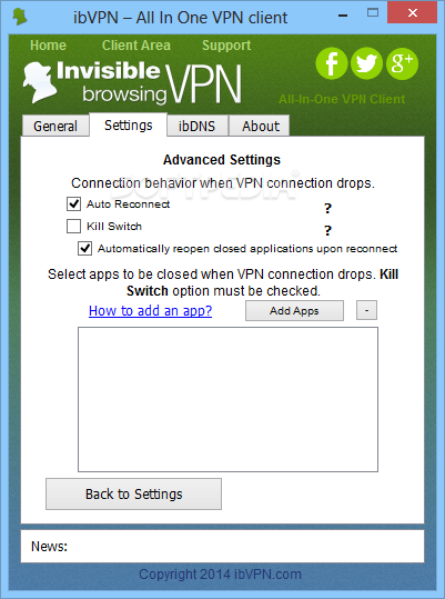Download All In One VPN Client 2 10 1 1931