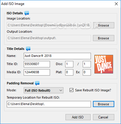 Download ISO2GoD 1 3 6