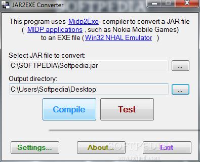 Jar2exe crack download
