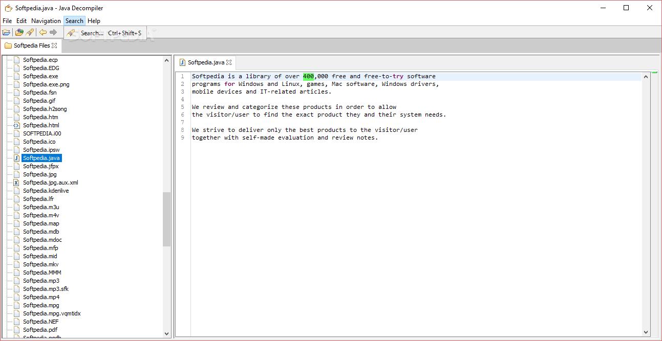 Download JD-GUI 1 6 3