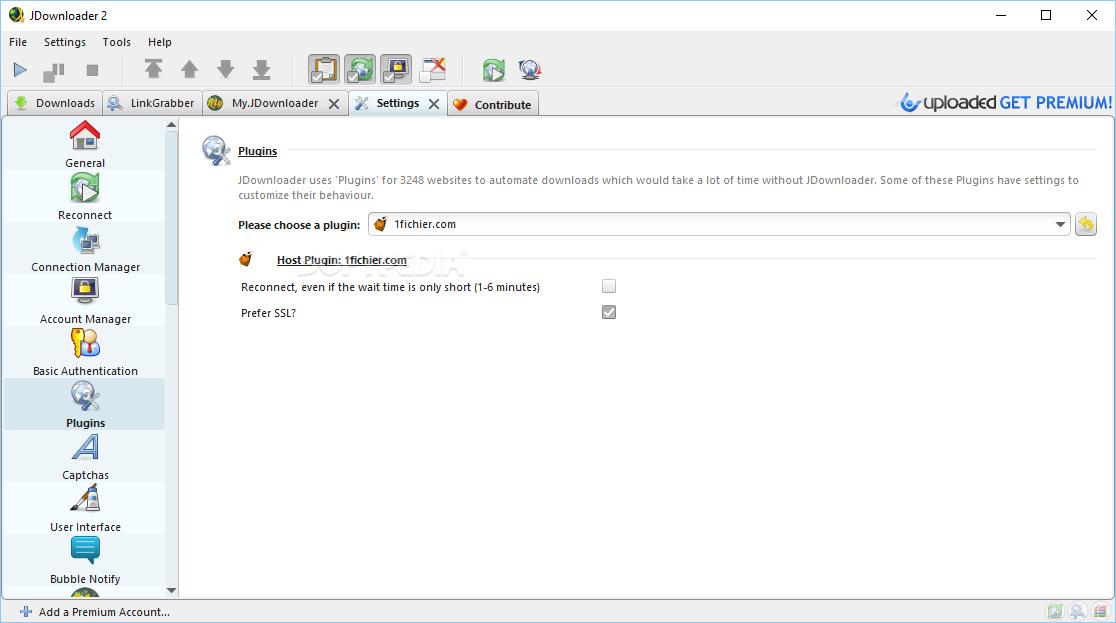 Download JDownloader 2 0