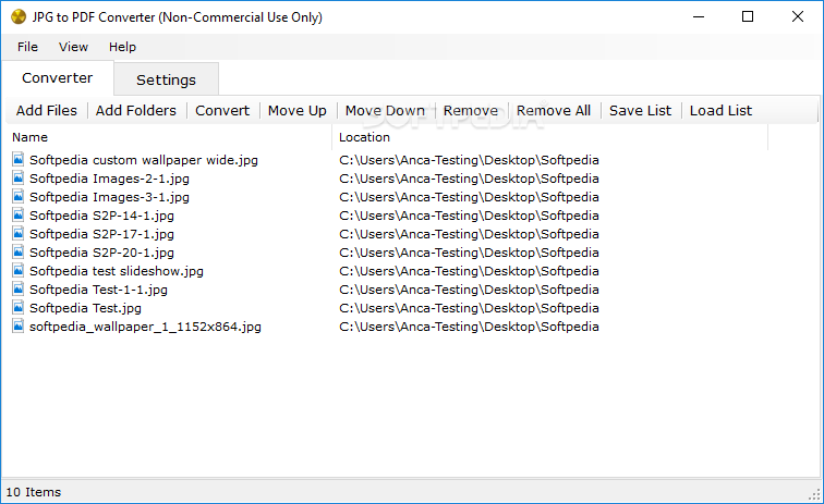 Download JPG to PDF Converter 1 3
