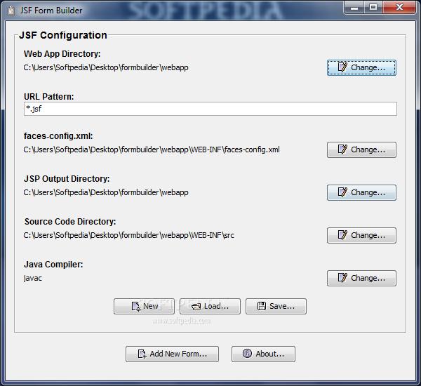 Download JSF FormBuilder 1 1