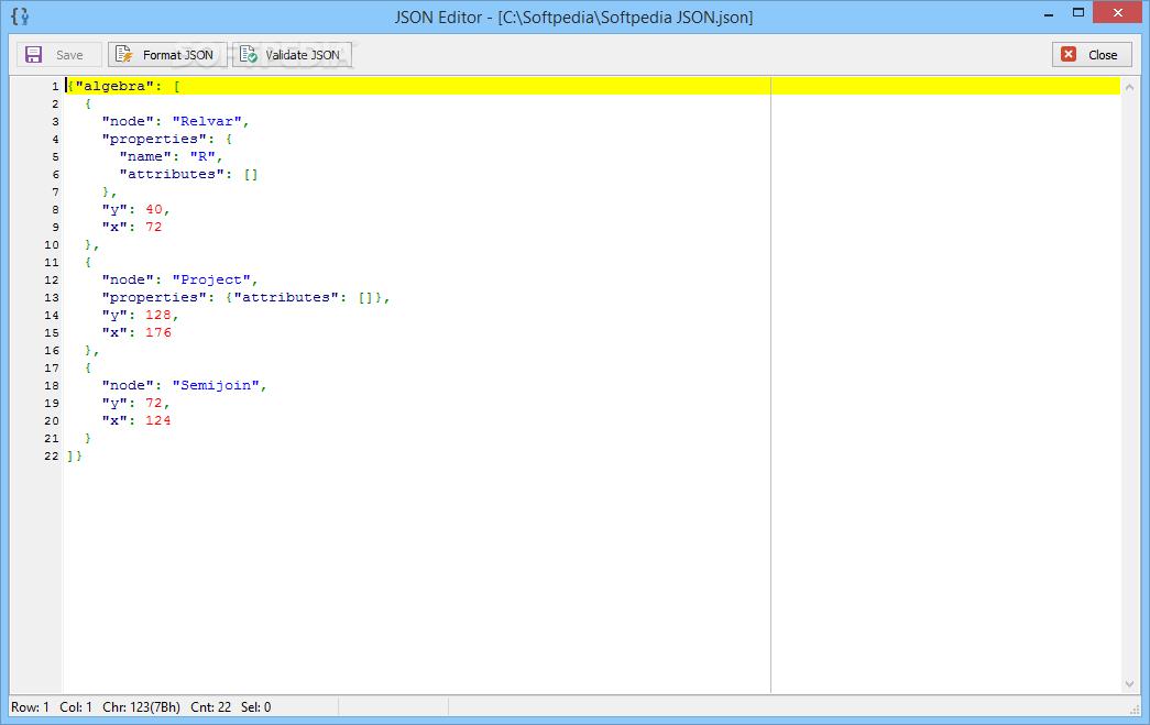 Download JSON Viewer 1 3 0 0