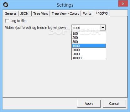 Json Log Viewer Windows