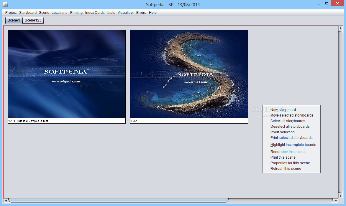 Download JStoryboard Tools 0 2 1 Beta