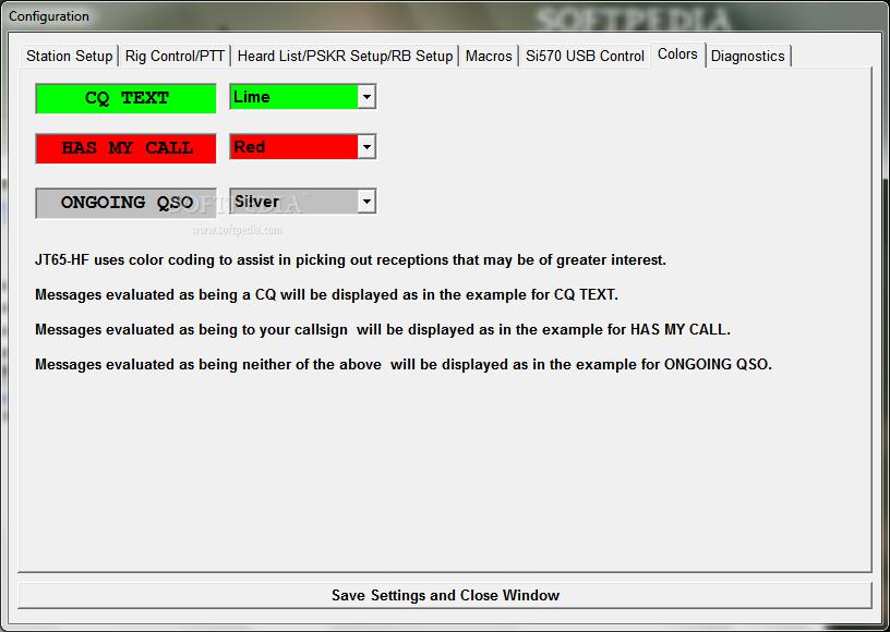 jt65-hf 1.0.9.3