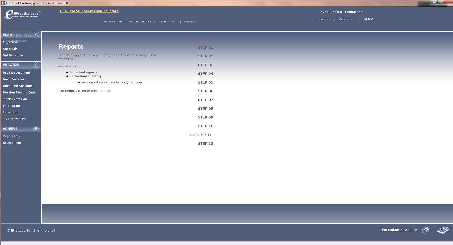 Download Java Se 7 Oca Certification Training Lab Personal Edition 13