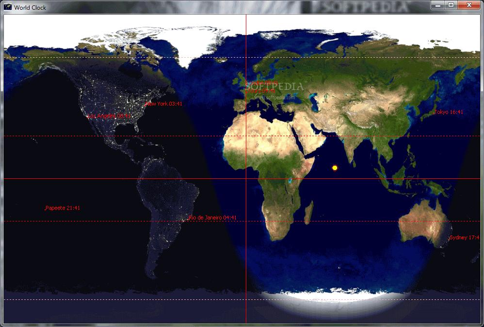 Download World Clock 0.6.2