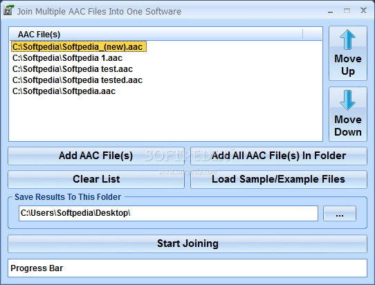 Download Join Multiple AAC Files Into One Software 7 0