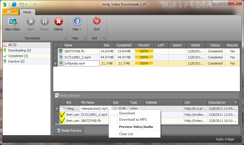 media video downloader