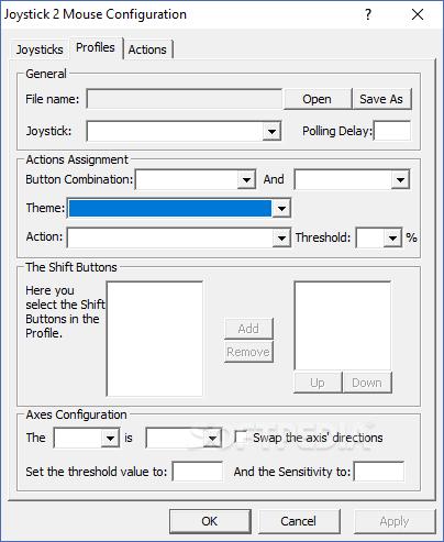 Download Joystick 2 Mouse 3 20 5