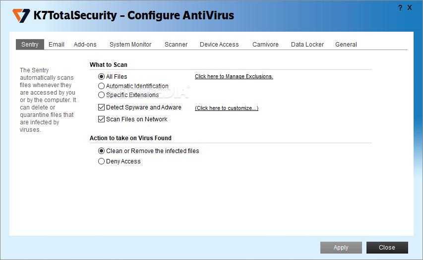 k7 antivirus for windows 8.1 free download
