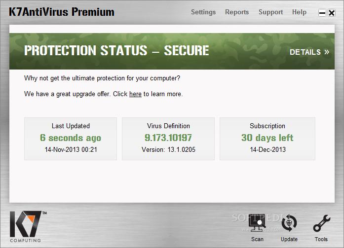 k7 antivirus free download for windows 10