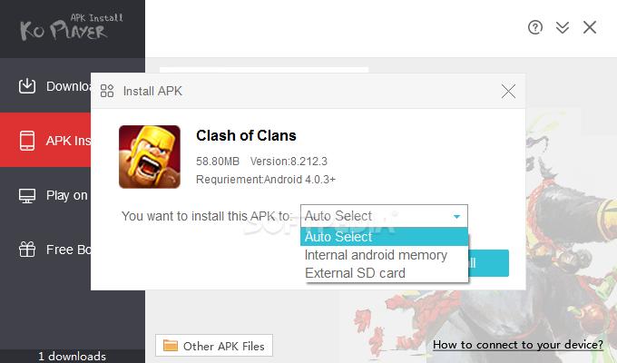Download KOPLAYER APK Install 1 2 0017